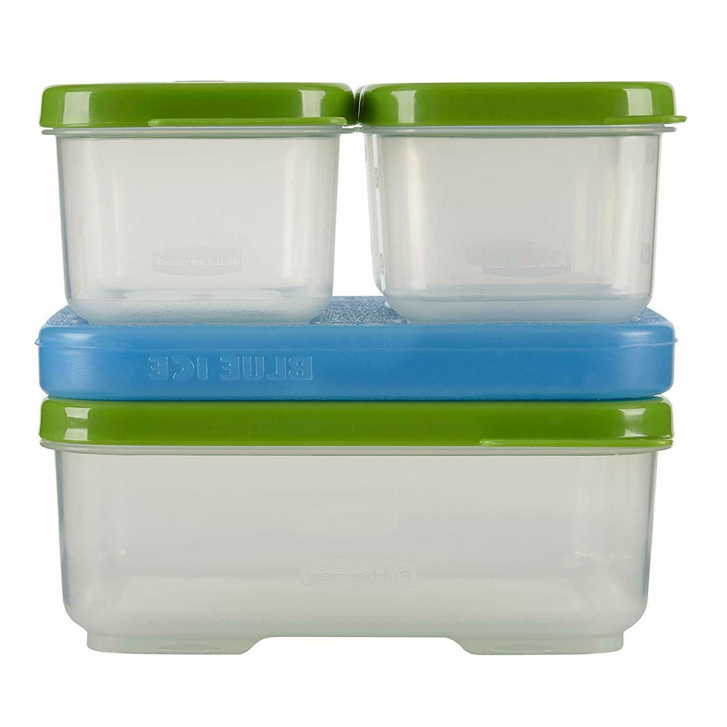 Rubbermaid Durable Lunch Containers