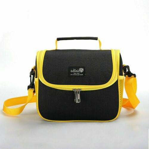 Insulated Bag For Kids Girl School Lunch Box