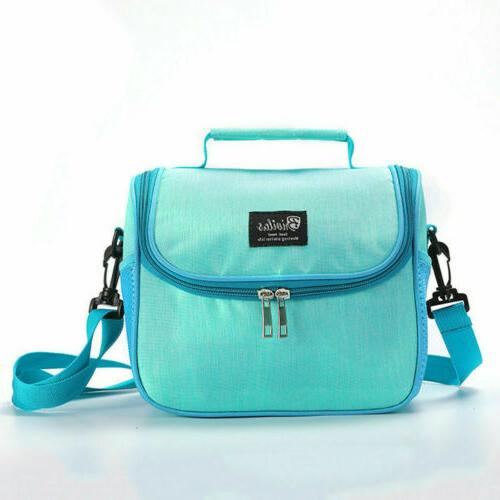 Insulated Thermal Mini Bag For Kids Girl School Adult Lunch Box Cooler