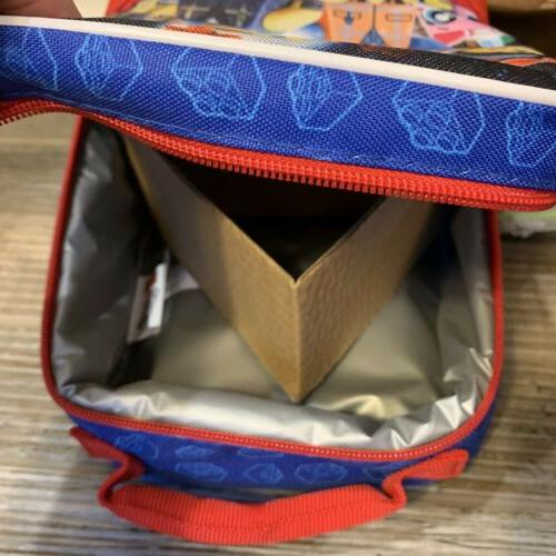 Lego Insulated Dual Lunch Kids Awesome