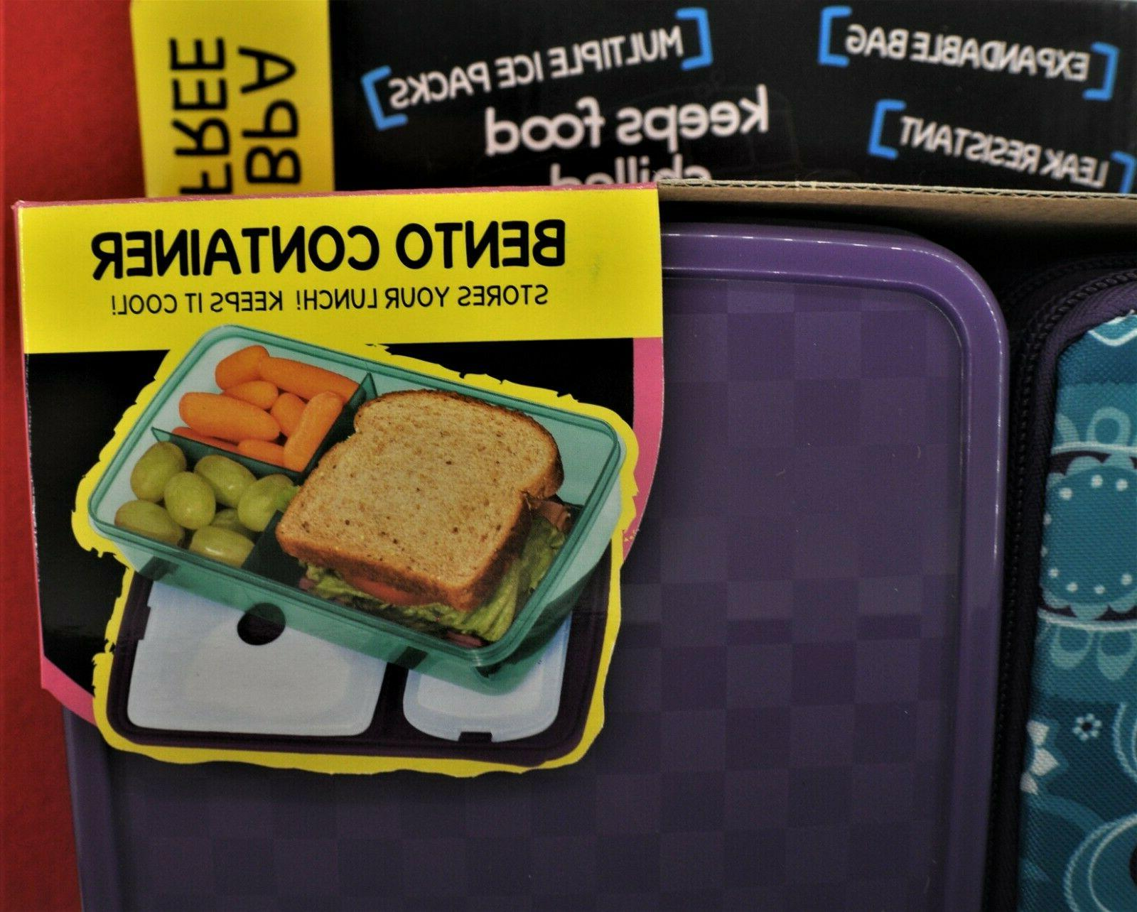 NEW - Fit Fresh - Bento Box Set