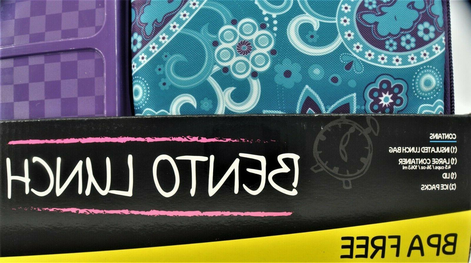 NEW Fresh Bento Box