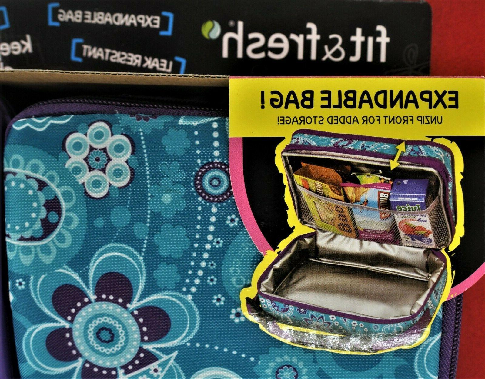 NEW - Fit Fresh Bento Box Set