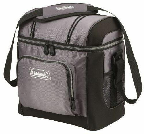 Tote Lunch Bag Picnic Camping Soft Outdoor Cooler With Liner