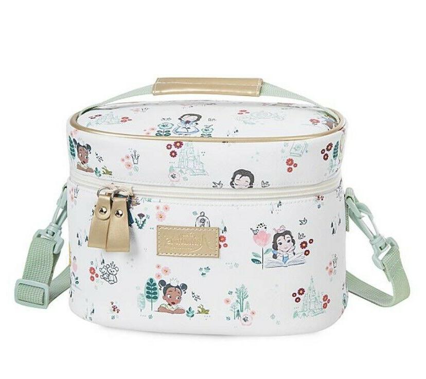 nwt animators collection lunch box tote princesses