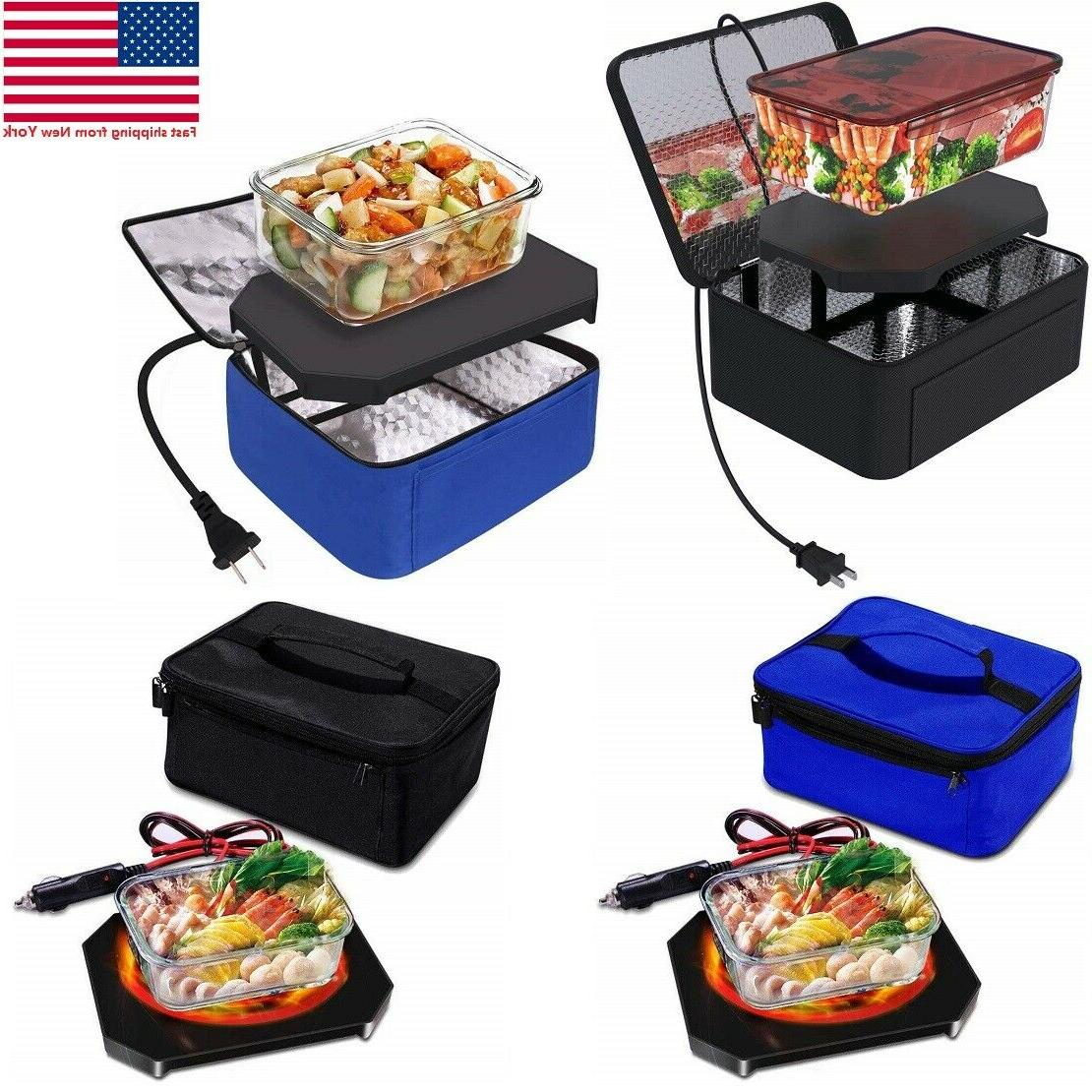 personal portable mini electric microwave oven lunch
