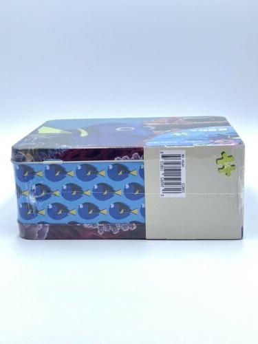 Disney 24 Piece Tin Box USA Cheap