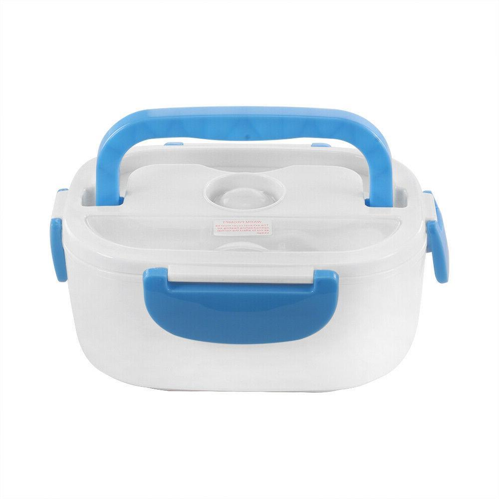Portable Electric Plug Heating Bento Food Warmer 12V