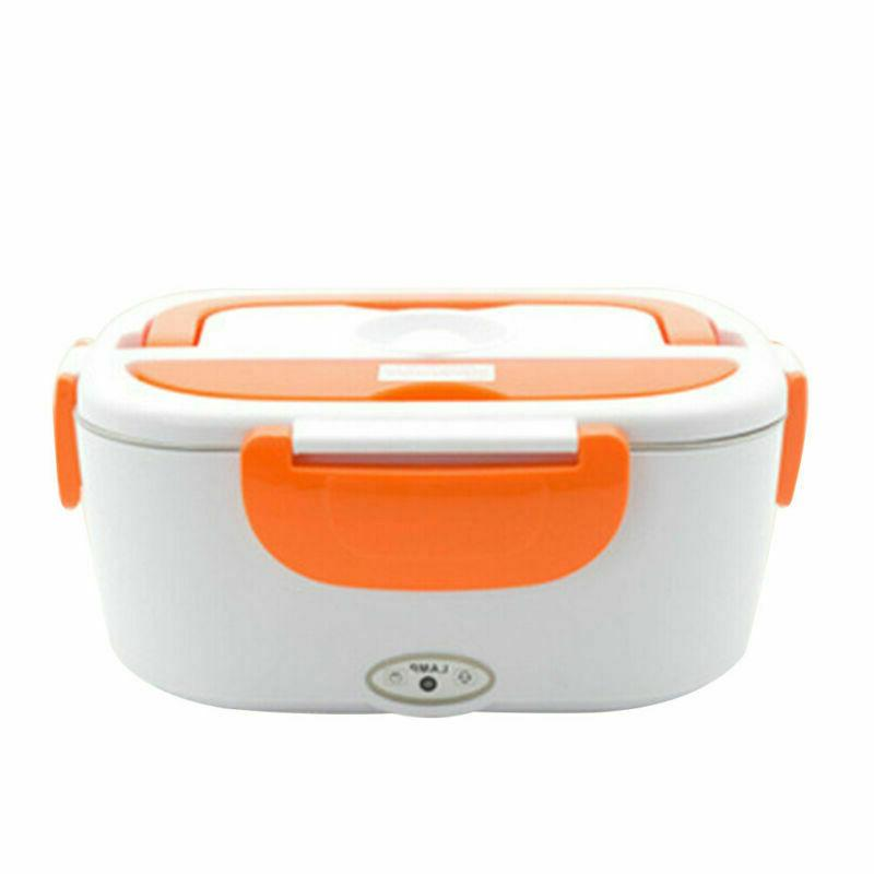 12V Portable Car Plug Lunch Box Bento Warmer