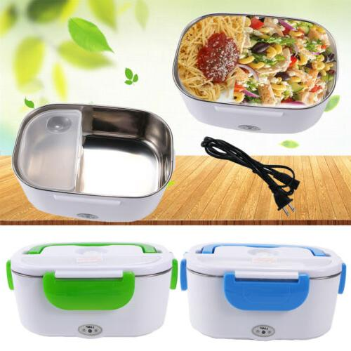portable electric heating lunch box heater stainless