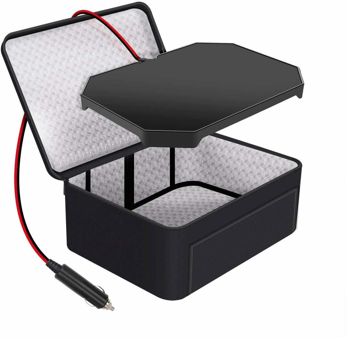 Portable Heater Lunch Box Office