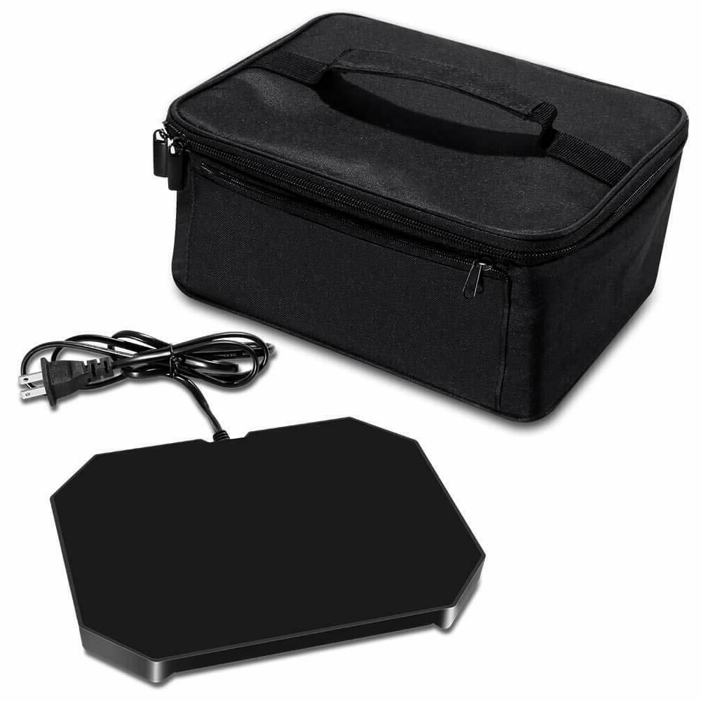 Personal Portable mini microwave box12V Food Car