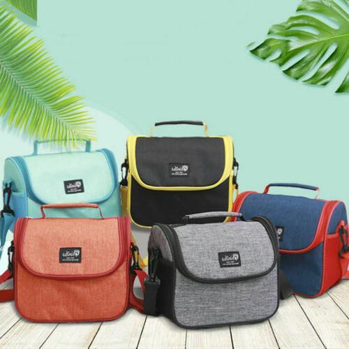 Portable Thermal Bag Box Tote Men