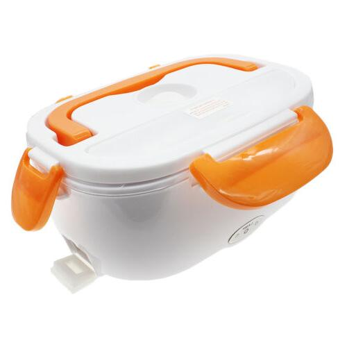 Quality 12V Portable Electric Food Heater Bento Hot