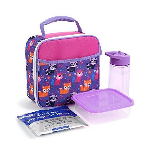 raccon lunch bag