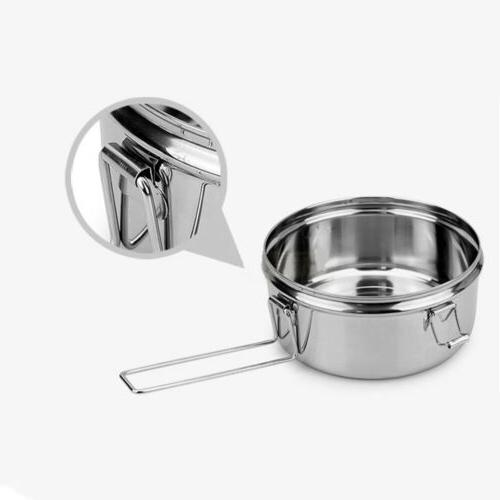 Small Lunch Stainless Storage Keep Warm