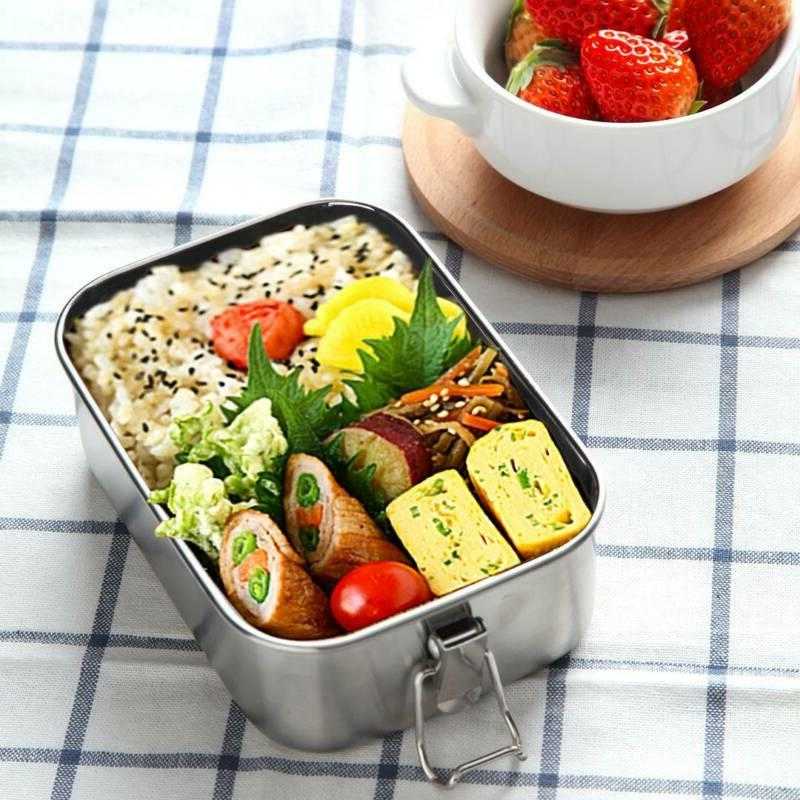 Stainless Steel Bento Food Food Picnic US