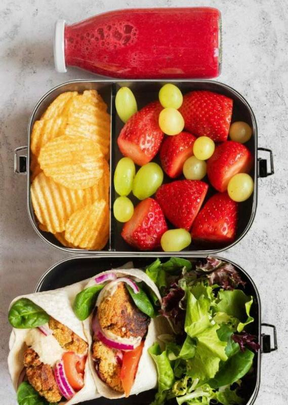 Stainless Food Box Food Picnic US