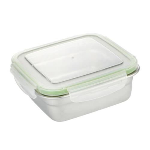 Stainless Steel Lunch Bags Lunch Box Bento Mess Tin Preserva