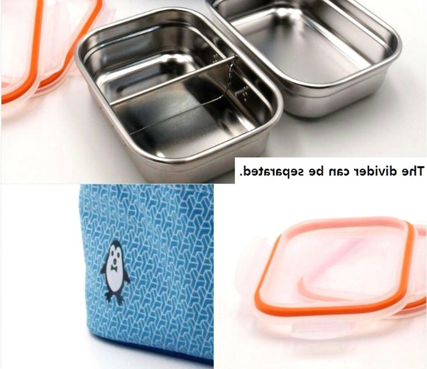 ALLPOOMLOCK Lunch Box Bag Shaker
