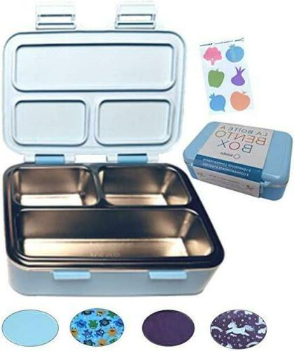 stainless steel toddler lunch box for daycare