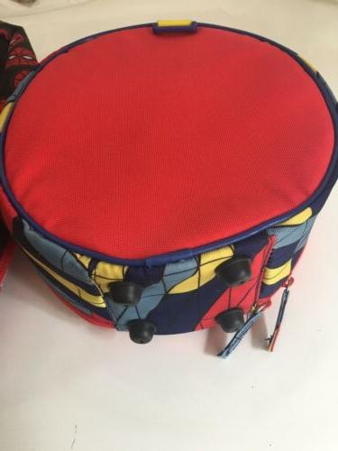 Disney Padded Spider-man Backpack And Lunch
