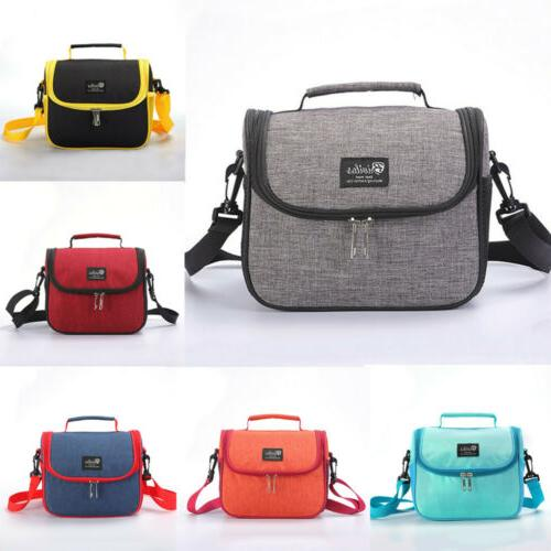 Thermal Insulated Bag For Kids Girl Adult Lunch Box Cooler