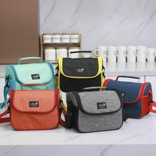 Thermal Insulated Mini Bag Girl Adult Lunch Box Cooler