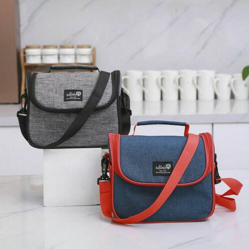 Thermal Mini Lunch Bag For Boy Girl School Adult Box