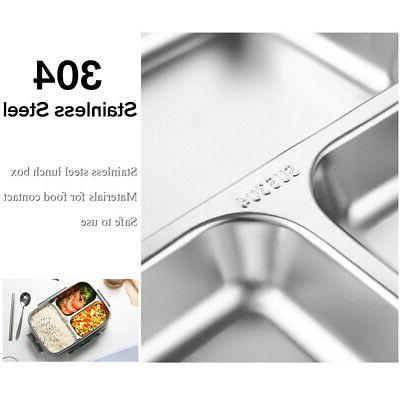 Thermos Food Container Handle for Kids Women Stainless Steel