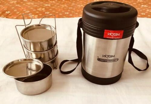 thermosteel insulated hot tiffin lunch box 4