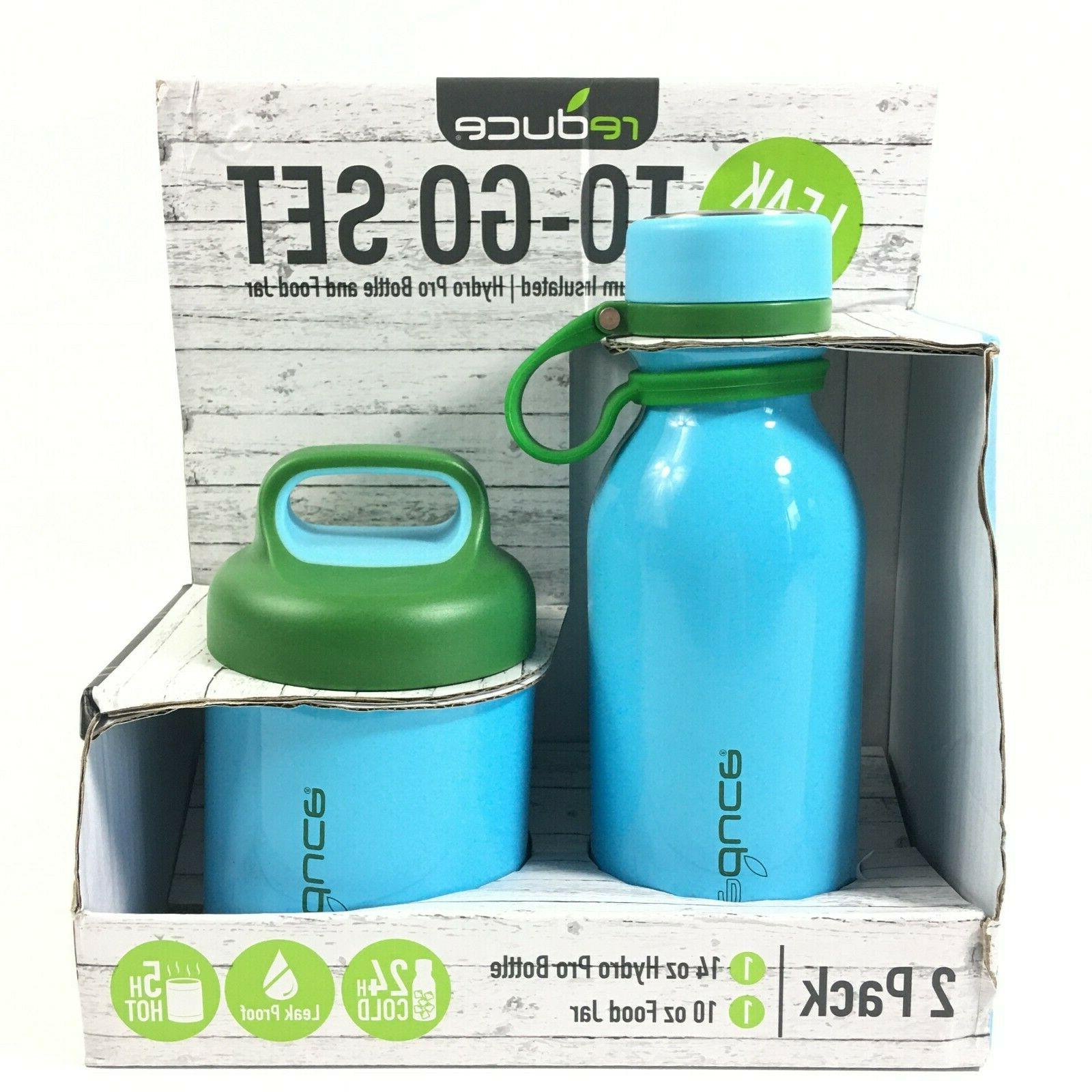 Reduce To Bottle And Jar Hydro Pro Blue