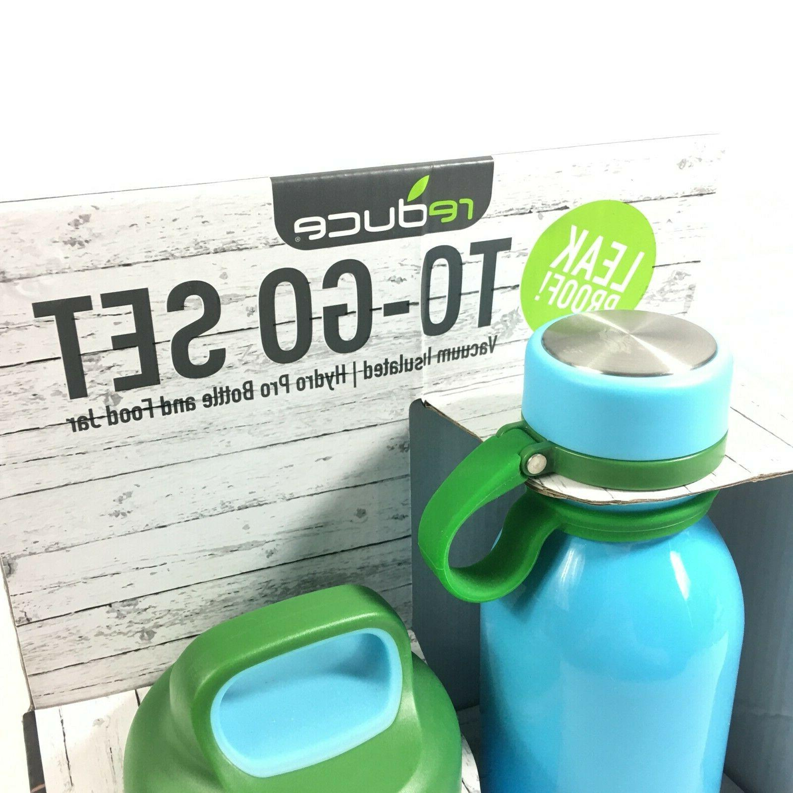 Reduce To Go And Food Set Leak Vacuum Insulated Hydro