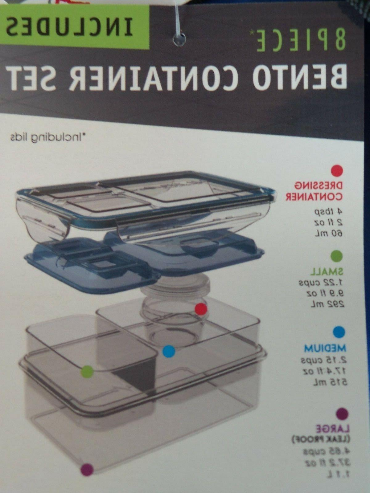 Ultra Arctic Lunch Box Ice Packs 4 1 Container