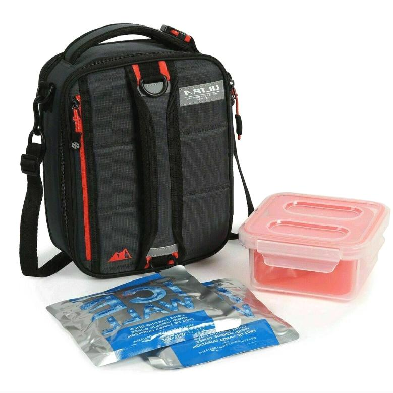 ultra expandable lunch box 2 pack ice