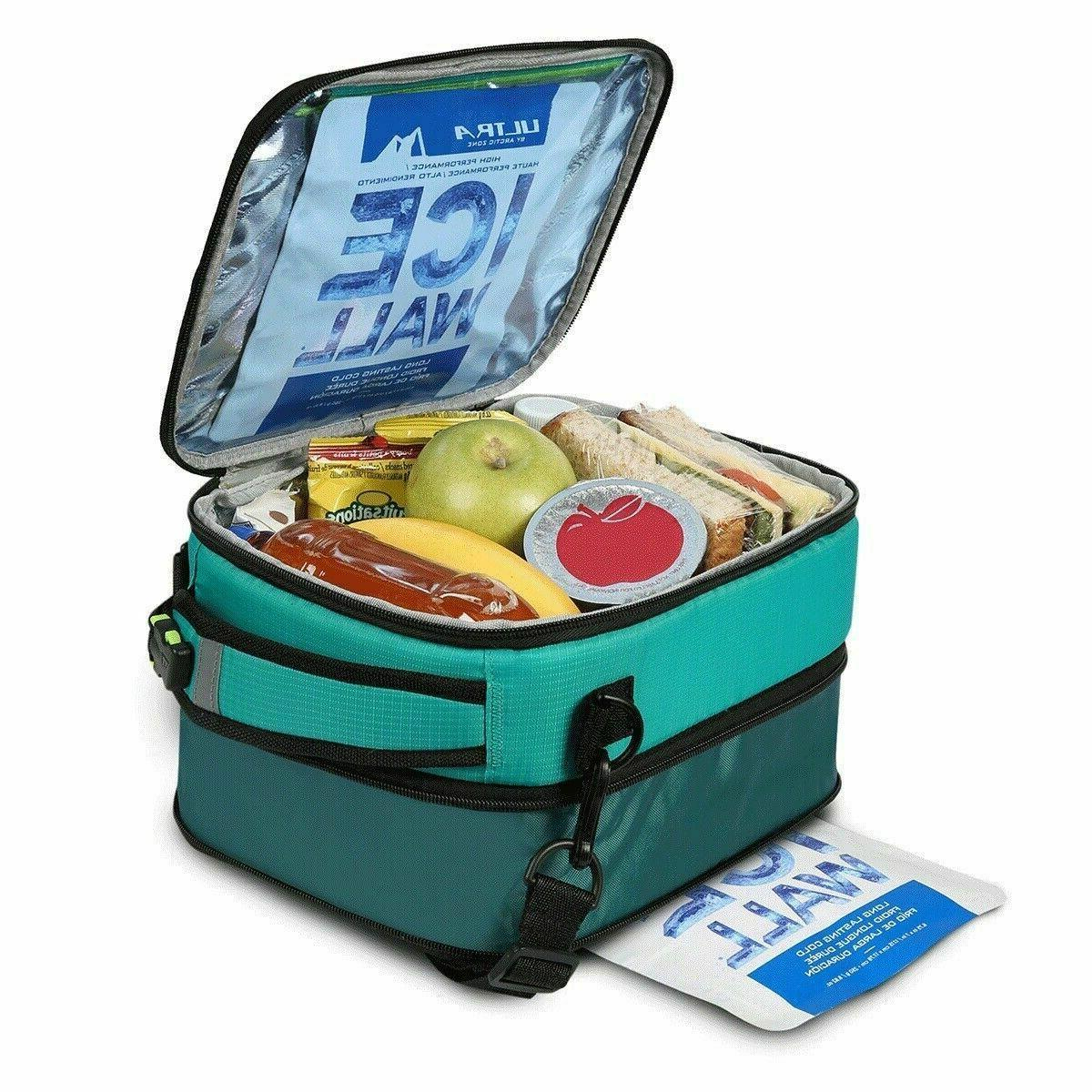 Arctic Zone ULTRA Expandable Lunch Pack with Ice Container