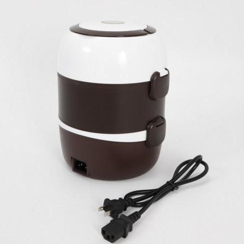 Lunch Steamer Rice Pot