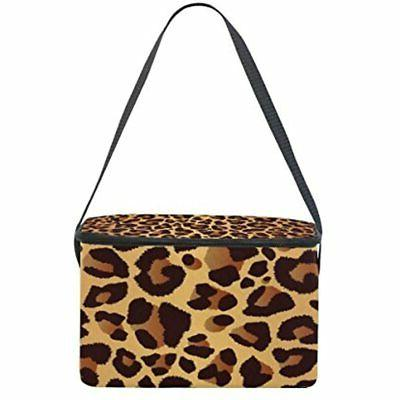 Use4 Leopard Animal Bag Tote