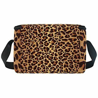 Animal Skin Insulated Lunch Bag Cooler