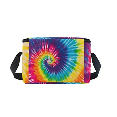 Use4 Tie Colorful Tote Bag for