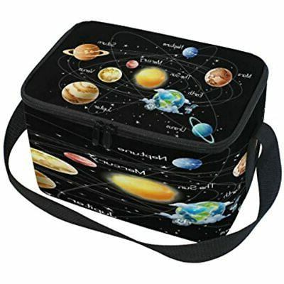 use4 universe galaxy solar system black insulated