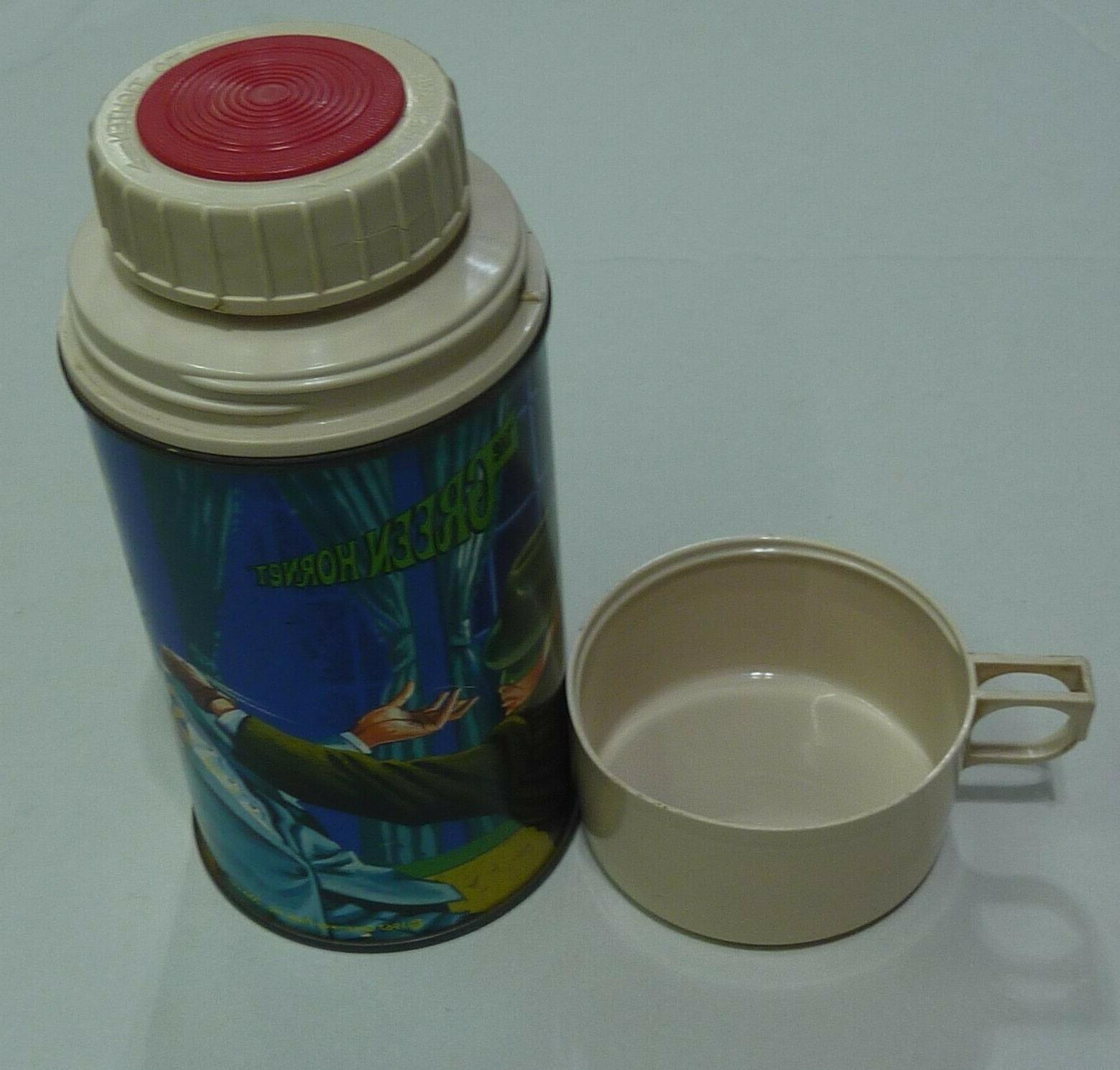 HORNET METAL LUNCH THERMOS CONDITION