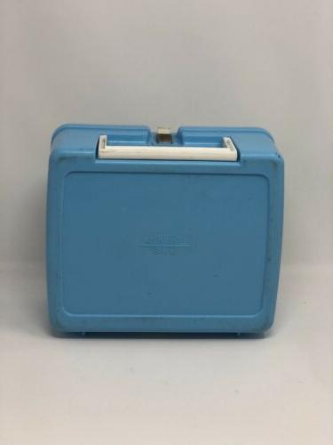Vintage Lunchbox THERMOS 1980s Box Light