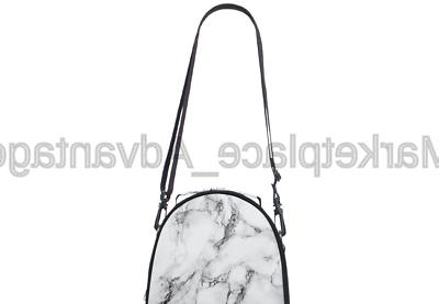 ALAZA Aqua Marble Double Lunch Bag ...