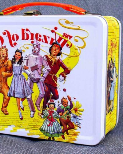 Wizard Oz Carry All Lunchbox Novelty Cool Gift Dorothy Movie