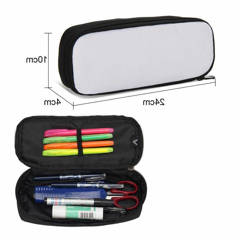 Fairy Printed Schoolbag Cooler Pen Case Knapsack Lot