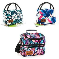 Large&Small Insulated Lunch Bag for Women Men Thermal Thermo