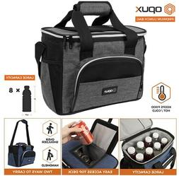 Large Insulated Lunch Bag Soft Cooler for Men Women Reusable