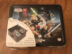 Lego Star Wars Original Trilogy Tin Lunchbox Collectible Nin