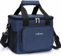 Lifewit Large Lunch Bag Insulated Lunch Box Soft Cooler Cool